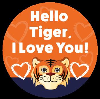 Hello-Tiger-Button