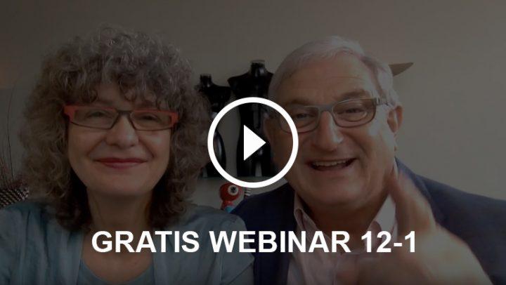 GRATIS Webinar: Geluk & Succes in 3 stappen!